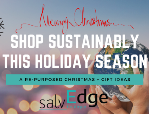 A Re-Purposed Christmas + Holiday Gift Guide