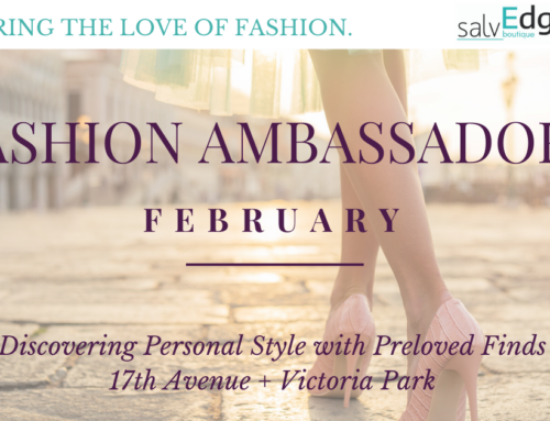 SalvEdge Fashion Ambassadors: February